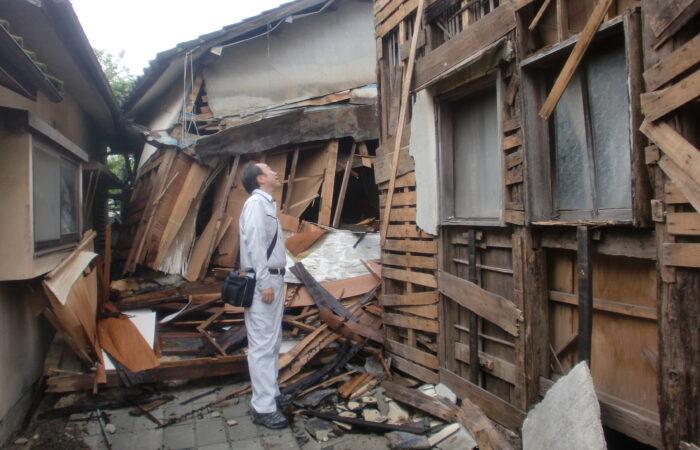 熊本地震②(住まい造りへの想い㉑);
