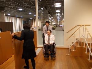 車椅子体験.JPGのサムネイル画像