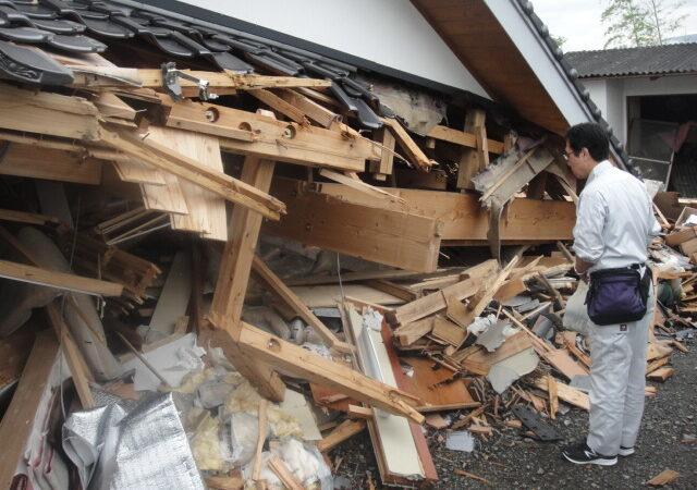 熊本地震④(住まい造りへの想い㉓);